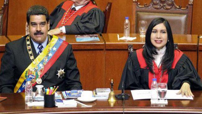 maduro - TSJ derogó la facultad de la Asamblea Nacional de pagar a sus trabajadores